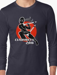 Clarinet 2016 Shirt Long Sleeve T-Shirt