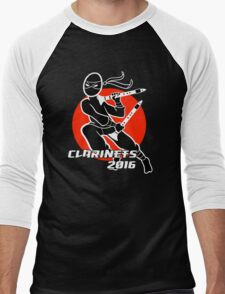 Clarinet 2016 Shirt Men's Baseball ¾ T-Shirt