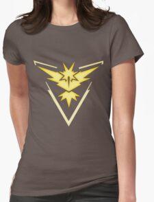Team Instinct | Pokemon GO Womens Fitted T-Shirt