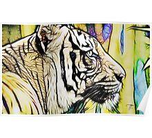 Tiger numero quatro Poster
