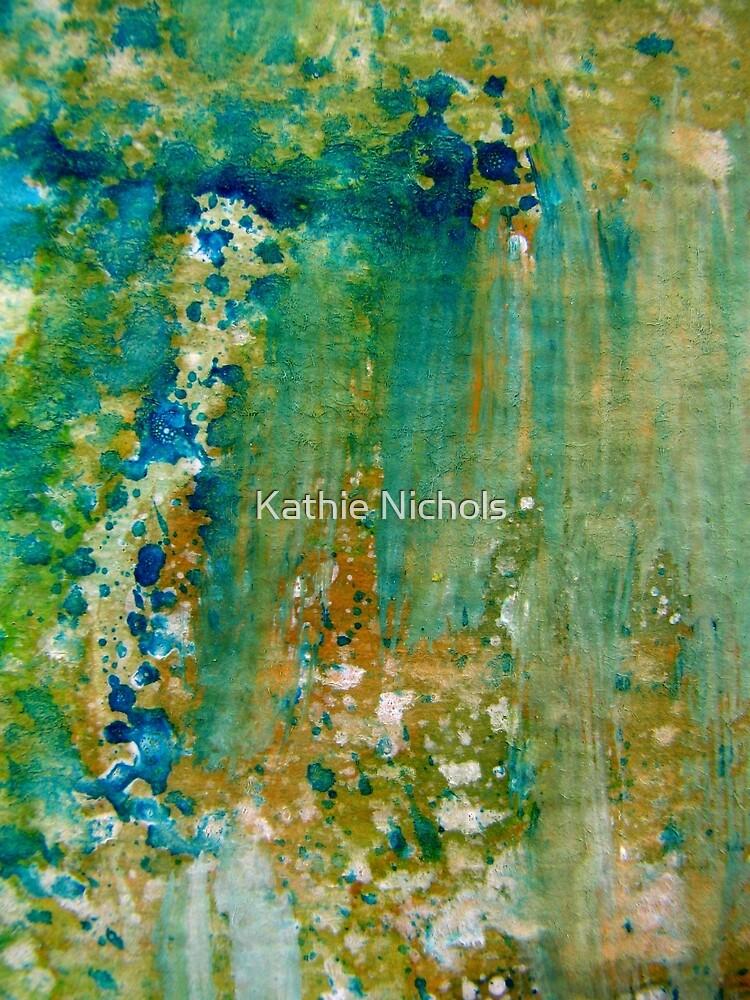 Crystal Lake Falls by Kathie Nichols