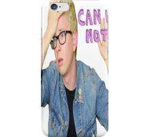 Tyler Oakley- can u not iPhone Case/Skin