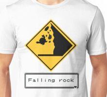 Falling Rock 1 Unisex T-Shirt