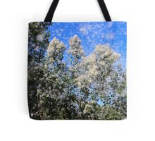 Cloud Of White By Matthew Lys Tote Bag