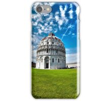 The Pisa Baptistry iPhone Case/Skin