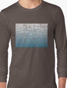 colorado counties fade Long Sleeve T-Shirt