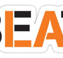 Beat LA (stencil style) Sticker