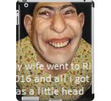 pin by dad iPad Case/Skin
