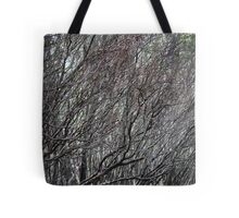 Sea Of Branches By Matthew Lys Tote Bag