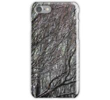 Sea Of Branches By Matthew Lys iPhone Case/Skin