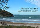 Windy Welcome to Capricornia Coast by KazM