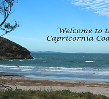 Windy Welcome to Capricornia Coast by KazM