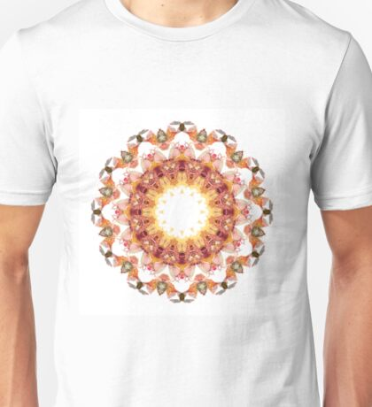 Kaleidoscope of colors Unisex T-Shirt