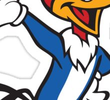 Woody Woodpecker Sticker