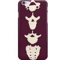 Parts of The Spine iPhone Case/Skin