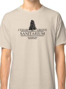 Cedar Grove Sanitarium  Classic T-Shirt