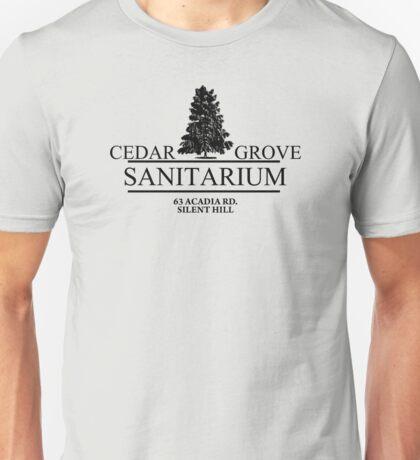 Cedar Grove Sanitarium  Unisex T-Shirt