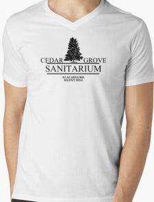 Cedar Grove Sanitarium  Mens V-Neck T-Shirt