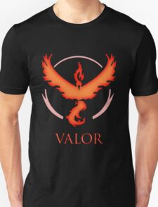 Team Valor | Pokemon GO Unisex T-Shirt