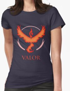 Team Valor | Pokemon GO Womens Fitted T-Shirt