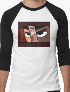 A Samurai named Jack Men's Baseball ¾ T-Shirt
