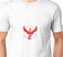 Pokémon Team Valor - Moltres Unisex T-Shirt