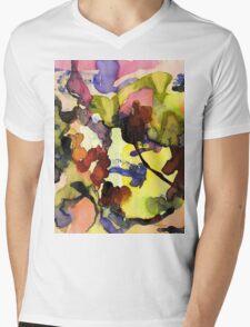 Number 11 Mens V-Neck T-Shirt