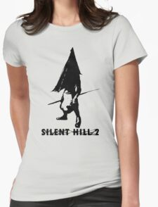Pyramid Head Womens Fitted T-Shirt