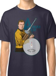 Boldly Go Classic T-Shirt