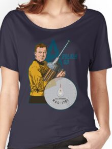 Boldly Go Women's Relaxed Fit T-Shirt