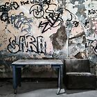 Sara Was Here by vertigoimages