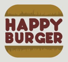 Happy Burger by Greytel