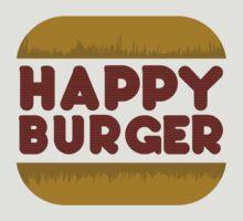 Happy Burger by Greytel