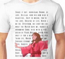 Florence and the Machine Red Unisex T-Shirt