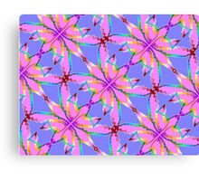 Butterfly Blooms Canvas Print