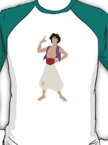 Aladdin Illustration T-Shirt