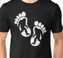 Big Foot - Sasquatch Unisex T-Shirt