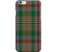 02149 Victoria County, Texas District Tartan iPhone Case/Skin