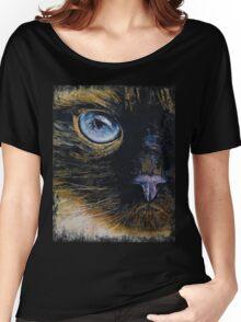 Burmese Cat Women's Relaxed Fit T-Shirt