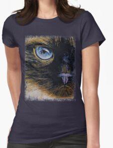 Burmese Cat Womens Fitted T-Shirt