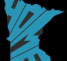 Minnesota HOME state design by surgedesigns