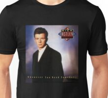 Rick Astley - Whenever You Need Somebody Unisex T-Shirt