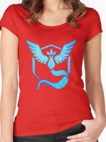 Team Mystic | Pokemon GO Women's Fitted Scoop T-Shirt