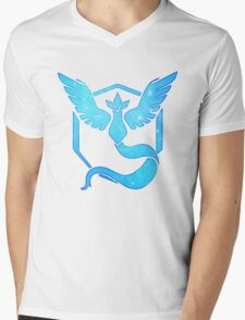 Team Mystic | Pokemon GO Mens V-Neck T-Shirt