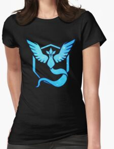 Team Mystic   Pokemon GO Womens Fitted T-Shirt