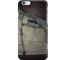 My short jeans iPhone Case/Skin