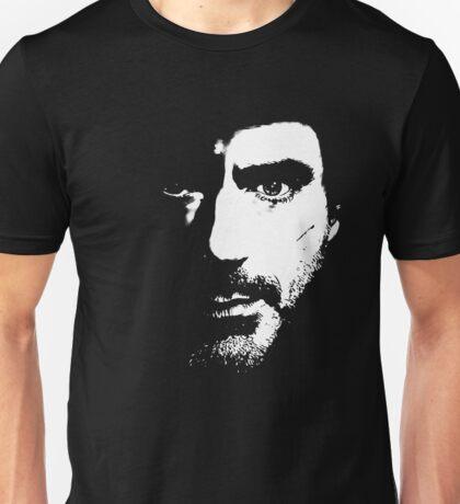 SHerlock Face fades Unisex T-Shirt