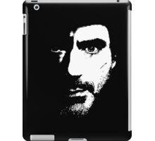SHerlock Face fades iPad Case/Skin