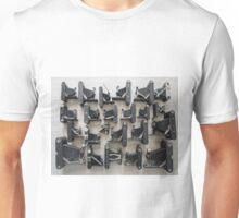 Folding Cameras Unisex T-Shirt