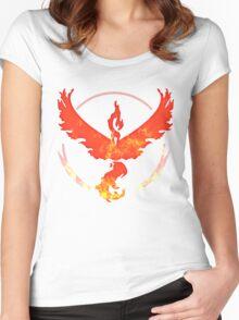 Team Valor | Pokemon GO Women's Fitted Scoop T-Shirt